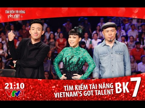 Vietnam's Got Talent 2016 - Tập 15