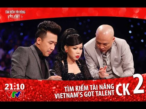 Vietnam's Got Talent 2016 - Tập 16