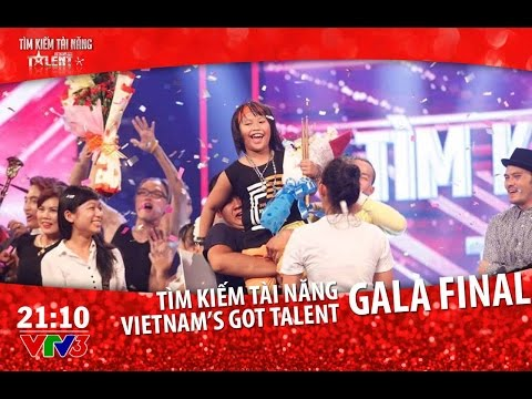 Vietnams Got Talent 2016 - Tập 18