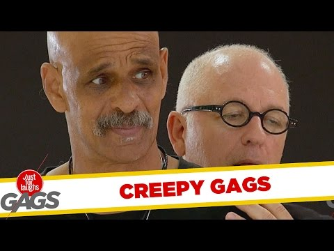 Super Creepy Pranks - Best of Just For Laughs Gags
